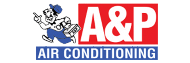 A&P Air Conditioning Logo