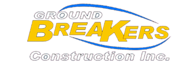 Ground Breakers Construction Inc Logo