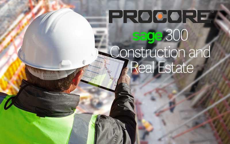 Sage 300 CRE and Procore Integration