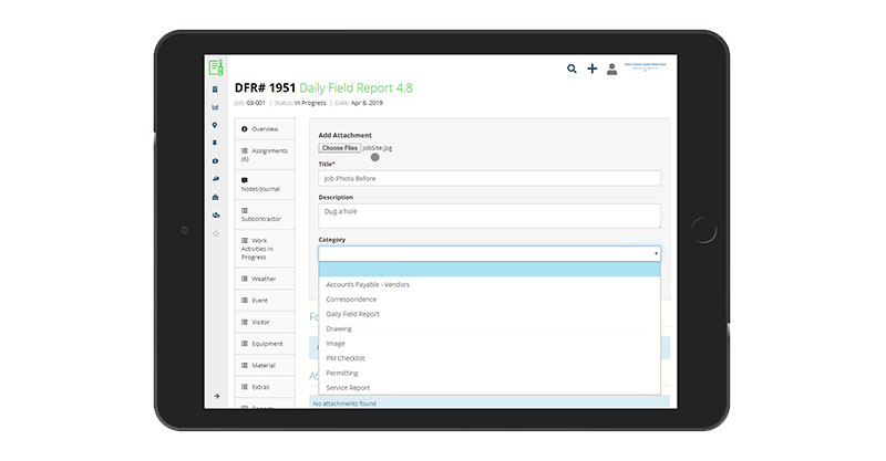 Standardize and simplify field report submission with Sage Field Operations