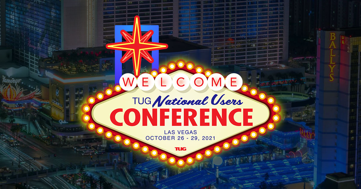 TUG National Users Conference 2021