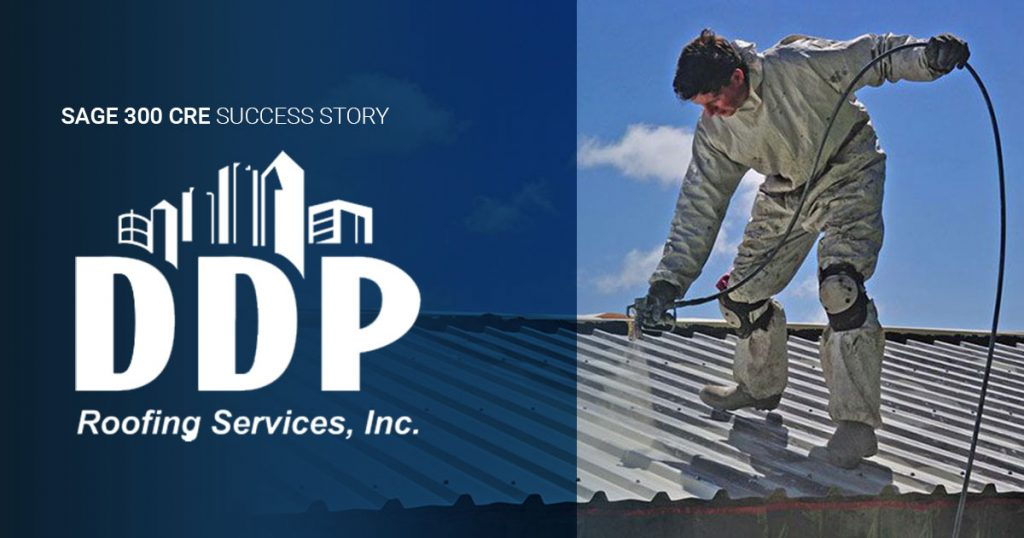 DDP Roofing Services, Inc. Protects the Bottom Line