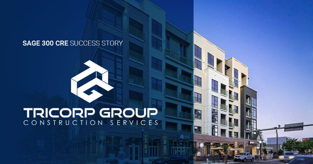 Sage 300 CRE Success Story: Tricorp Group